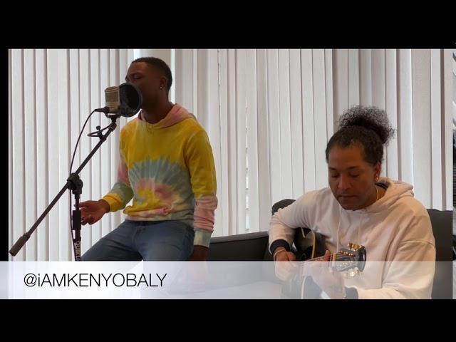 Kenyo Baly - Parce qu'on vient de loin - (Corneille Acoustic Cover)