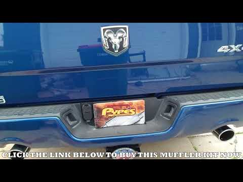 6 Best Exhaust System For Dodge Ram 1500 Hemi: Customize The Exhaust