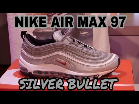 best loved 7d11c bf329 Nike Air Max 97 Silver Bullet Recensione   Review ITA