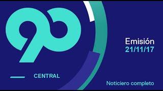90 Central 21 de noviembre del 2017 Programa Completo
