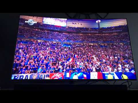 Vegedream ramenez la coupe au stade de france en live 2018