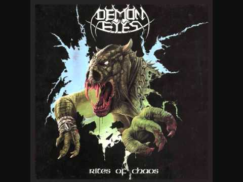 Demon Eyes -  Rites Of Chaos 1984 (FRENCH HEAVY METAL)
