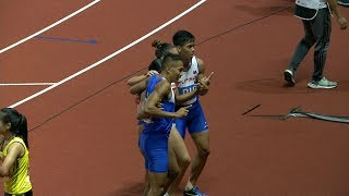 Philippines wins bronze medal in 4x400m mixed relay | 2019 SEA Games