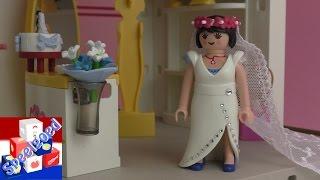 Follow Me Around door het Playmobil winkelcentrum (5485) – Deel 1 bruidswinkel
