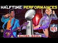 Top 7 Greatest Super Bowl Halftime Shows