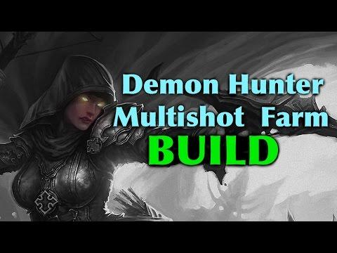 Demon Hunter Farming Build Season
