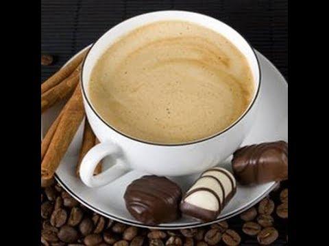 fc72435ec طريقة عمل قهوة تركية بالحليب - YouTube