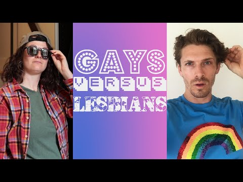 Gays and Lesbians Swap Dating Apps from YouTube · Duration:  5 minutes 9 seconds