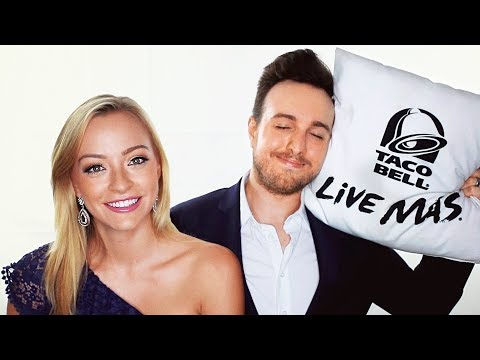 5 Amazing Things At The First Taco Bell Wedding