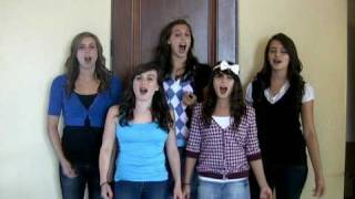 "Friends For Change - ""Send It On"" cover by CIMORELLI"