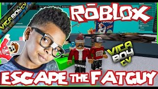 Roblox - Escape The Fatguy Obby | VitaBoyTV