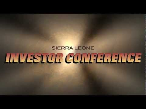 Sierra Leone Investment Conference
