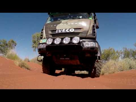 Iveco Eurocargo 4x4 and Daryl Beattie Adventures