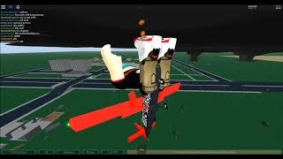 ROBLOX Shorts - Flying Planes Gone Wrong