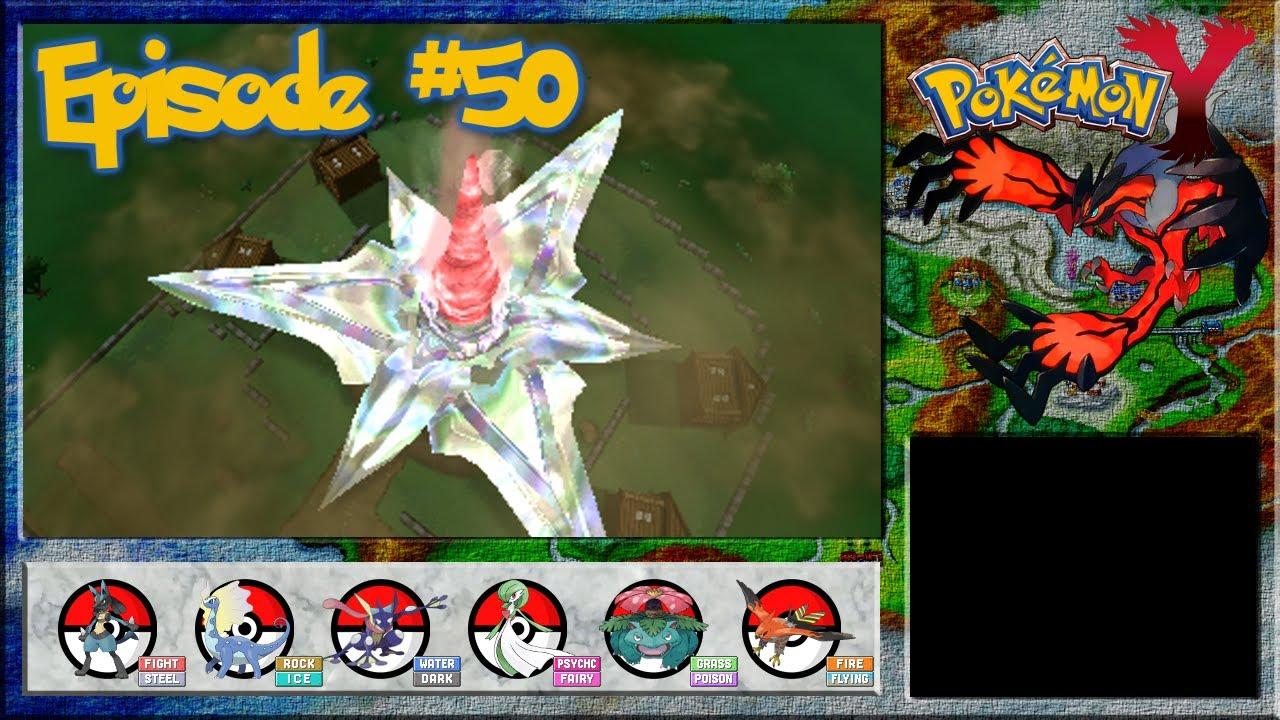 Pokemon Y - The Pokemon War, Super Weapon Activation ...