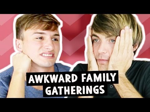 IF PEOPLE WERE HONEST AT FAMILY GATHERINGS