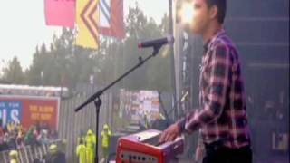 Scouting for Girls - This Aint A Love Song | Live @ T in the Park 2010 (HQ)