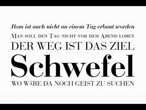 Bauer Bodoni Font Download