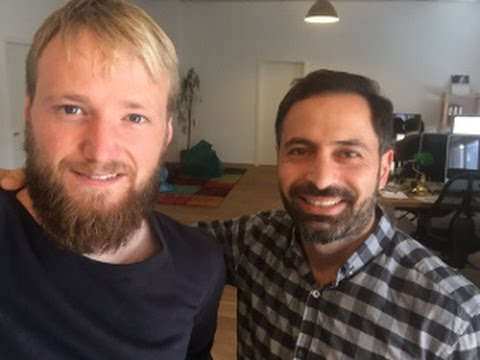 Picsastock Selfie Video: Berlin's Startup for freelance Photography