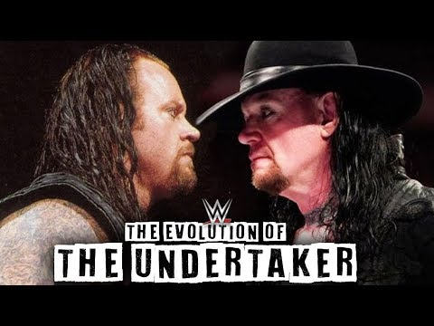 The Evolution of The Undertaker! - WWF/WWE (1990-2017)