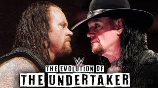 The Evolution of The Undertaker! - WWF/WWE (1990-2019)