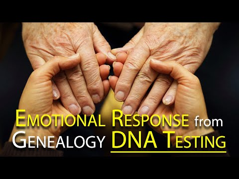 AF-251   How to Handle the Emotional Response from Genealogy DNA Testing   Genealogy Gold Podcast
