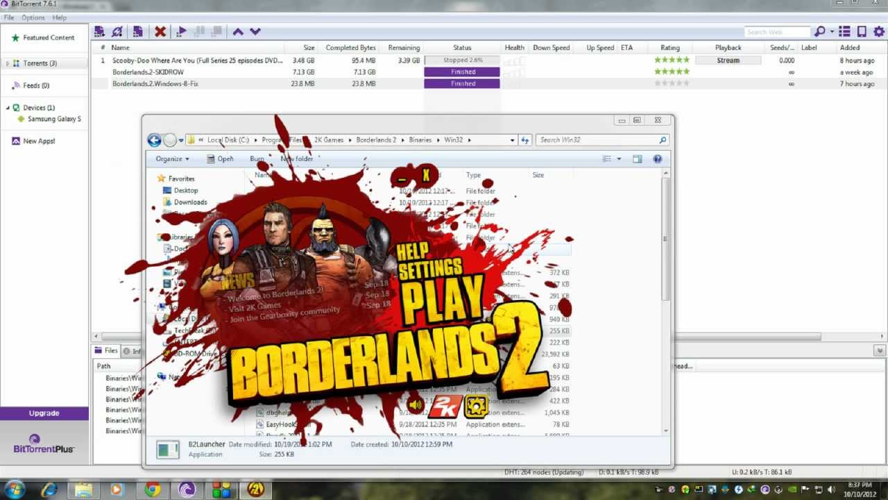 borderlands 2 torrent download