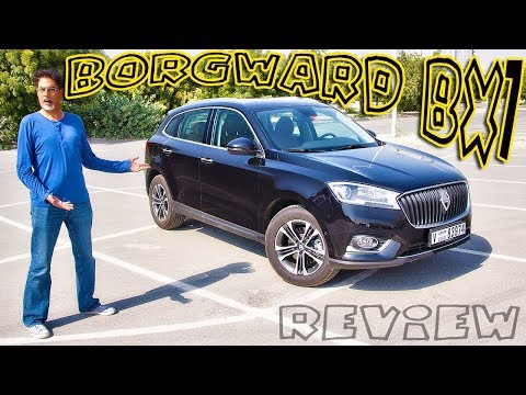 Borgward BX7 review - and why it's like a Saab 9-3 - WHAT?!