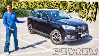 Borgward BX7 review - and why it