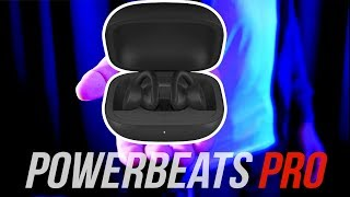 Apple Powerbeats Pro Buds Leaked! Perfect Airpods Alternative for Sports? - iOS
