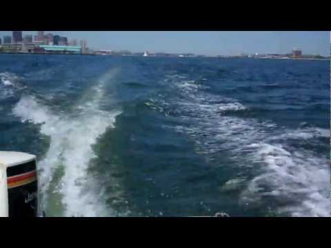 Boston Harbor Boating