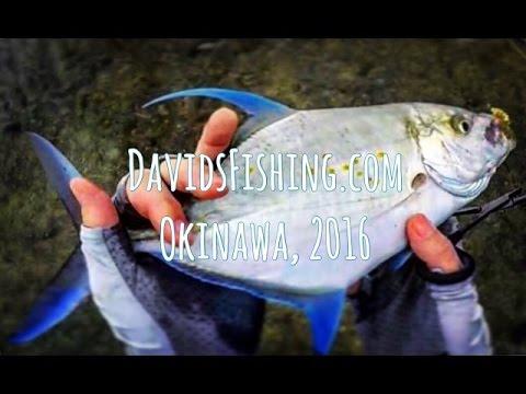Flats Fly Fishing, Okinawa Japan