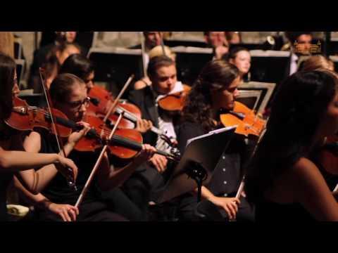 Anton Bruckner: Symphony No. 7, IV. Finale / SummerMusicAcademy Hundisburg Castle - Johannes Klumpp