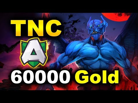 TNC vs ALLIANCE - 60000 GOLD DEFENSE - MDL Chengdu MAJOR DOTA 2