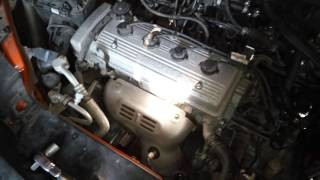 видео Где находится сливная пробка охлаждающей жидкости на блоке двигателя для слива антифриза