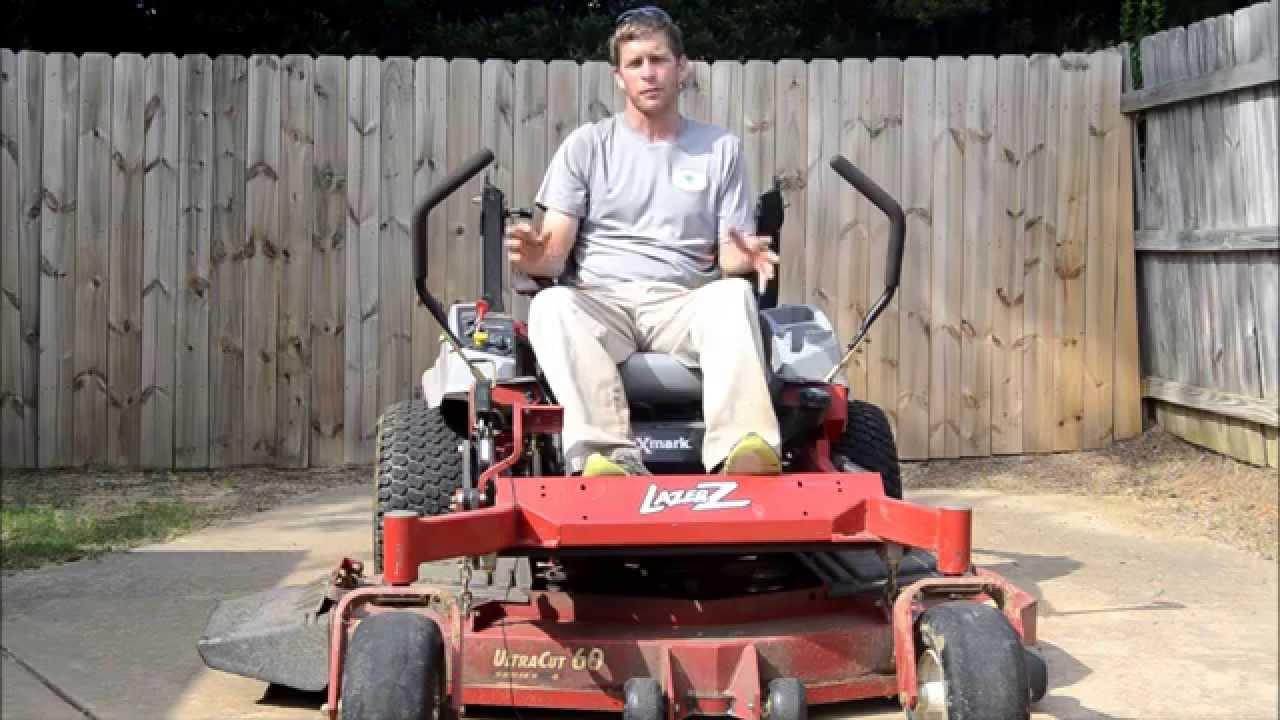 Review of exmark lazer z 60 zero turn mower e series youtube fandeluxe Choice Image