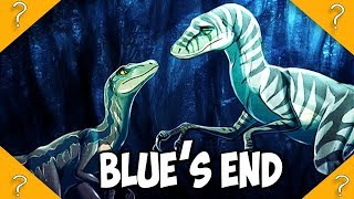 Will BLUE have a happy ending in Jurassic World 3