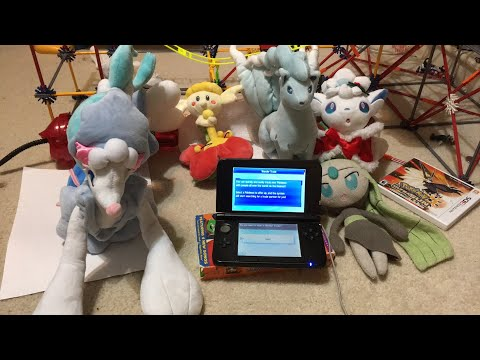 All The Crazy Pokemon - WONDER TRADING/LINK TRADING LIVE!! - Pokémon Ultra Sun/Moon