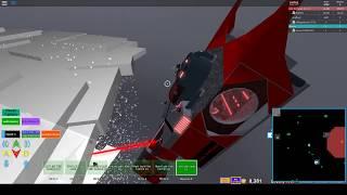 Roblox:GALAXY-*NEW*BUFFED HEVNETIER SHIP REVIEW!