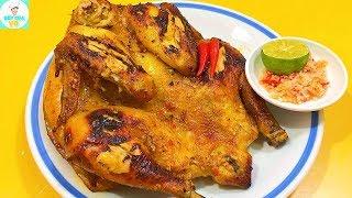 GÀ NƯỚNG MUỐI ỚT | Cách nướng gà nguyên con ngon tuyệt hảo | Bếp Của Vợ