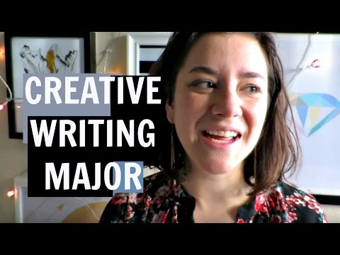 Senior creative writing major Chelsea Cobb didn     t come to Georgia College with the intention of pursuing creative writing as her major
