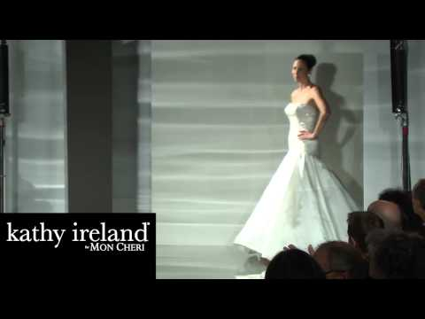 Kathy Ireland Bridal Collection Spring 2013 Runway Full