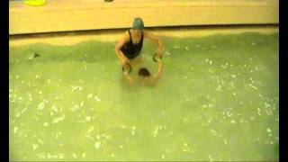 Плавание малышей 2
