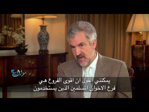 Brother Rachid's interview with Dr  Daniel Pipes   Islam in the West  1080p