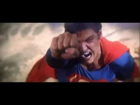 Superman Scream
