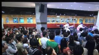 SANZN-HIROBAで行われた大阪出身のアンダーグラフが紹介されました!こ...