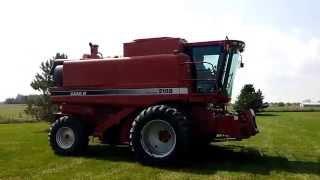 Big Iron Online Auctions 10-7-15 CIH 2188 Combine