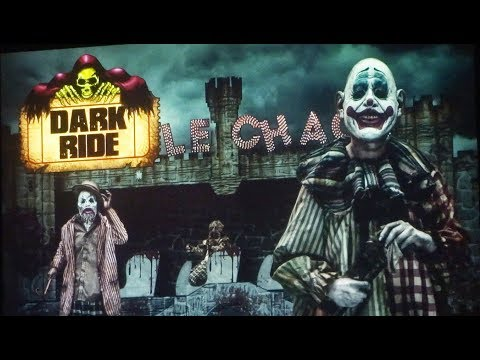 Knott's Scary Farm FULL Announcement Event 2017 at Knott's Berry Farm