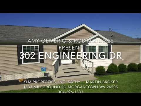 AMY OLIVERIO PRESENTS: 302 ENGINEERING DR, Morgantown WV 26501