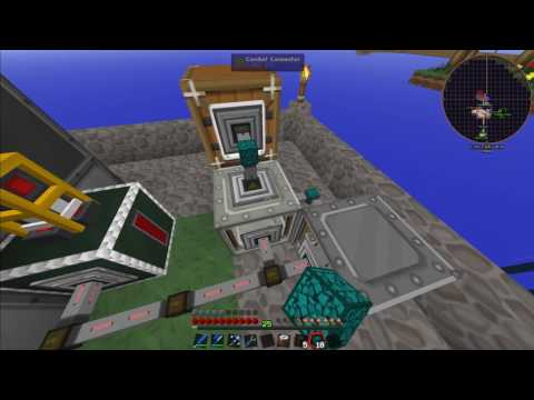 #09 Auto Heavy Sieve | Minecraft - Sky's to the Limit | HD/Deutsch